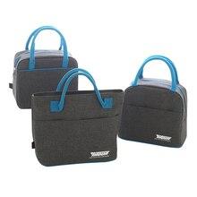 Thermal Insulation Cooler font b Lunch b font font b Bag b font Picnic Bento Box