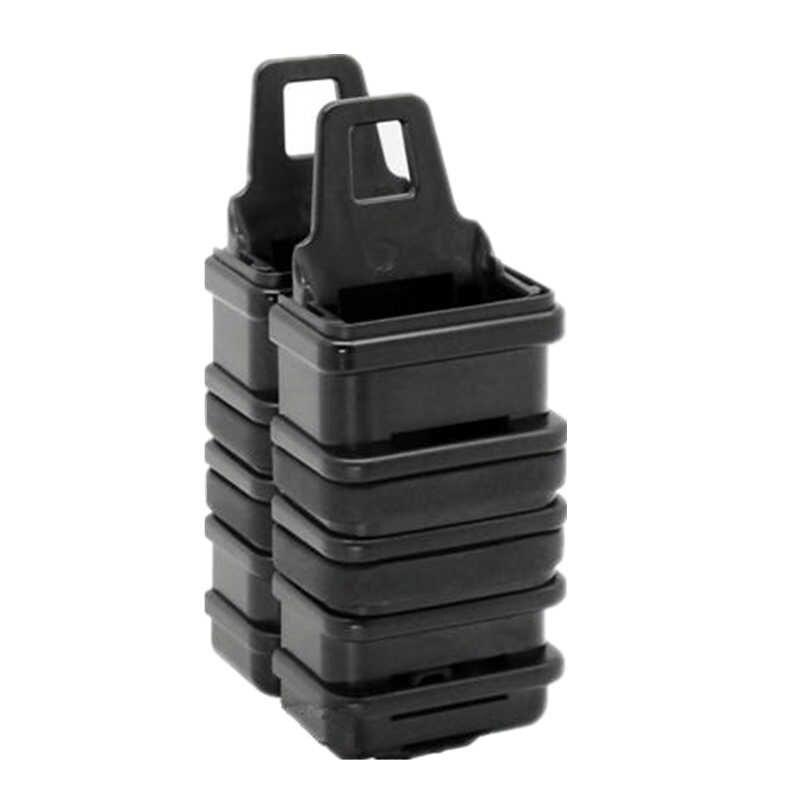 Militar Tático Mag Rápido Revista Holster Set para MP7 Duplo Mag Pouch Nylon Material de 3 Cores Disponíveis