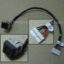 Free shipping For original DELL Vostro V3400 V3500 notebook with a line power connector