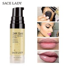 24K Face Liquid Foundation Makeup Primer Waterproof Moisturize Anti-Aging Tone Correcting Face Primer Cream Bright Makeup primer цена