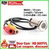 New Upgrade 1 4 800TVL CMOS 3 6mm Lens Door Eye Hole Install Color Mini