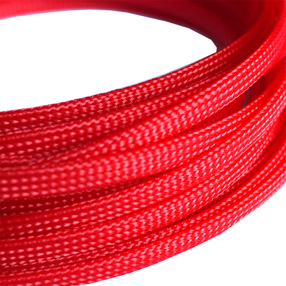 10m meters 6mm Snakeskin network/ Protective wire mesh/Nylon mesh/Aseismic network for motor ESC FPV accessory ethernet cable
