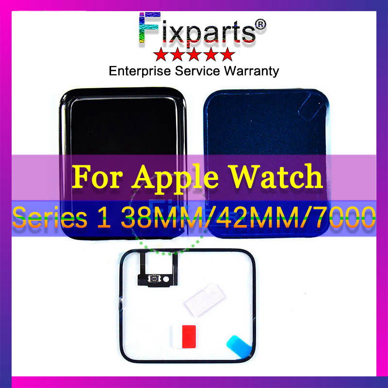 For Apple Watch 7000 Series LCD Touch Screen Display Digitizer Assembly Gravity Inductive Sensor Coil For