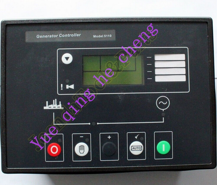 Controller DSE5110 Generator Controller DSE5110+fast cheap shipping by FEDEX/DHL dse5110 deep sea controller generator controller ats moduel