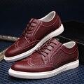2016 человек Мода Баллок обувь бизнес натуральной кожи мокасины джокер повседневная обувь мужская обувь обувь оксфорд