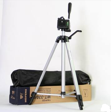 CD50   Photographic equipment digital products weifeng tripod wt-330a digital camera interface general weifeng wf 717 professional video camera tripod micro film caster wheel base wt 700