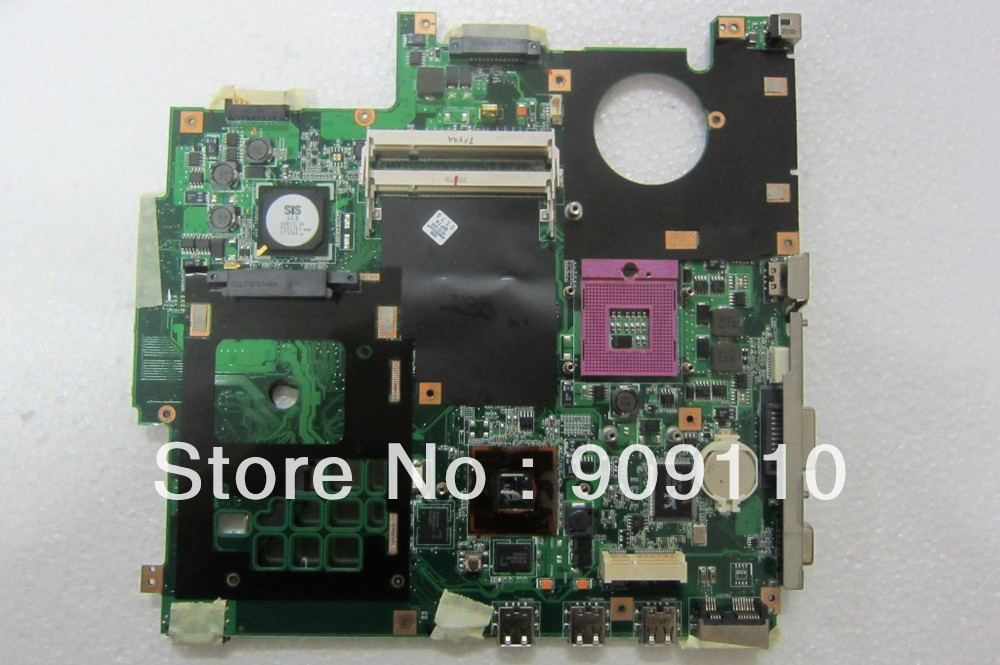 F5VL F5SL non-integrated motherboard for a*sus laptop F5VL F5SL full 100% test +including china air post