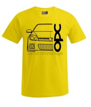 Tee shirt Opel Astra H OPC V2(China)