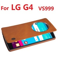 Original NILLKIN QIN Series Leather Case For LG G4 VS999 H810 H811 H815 F500