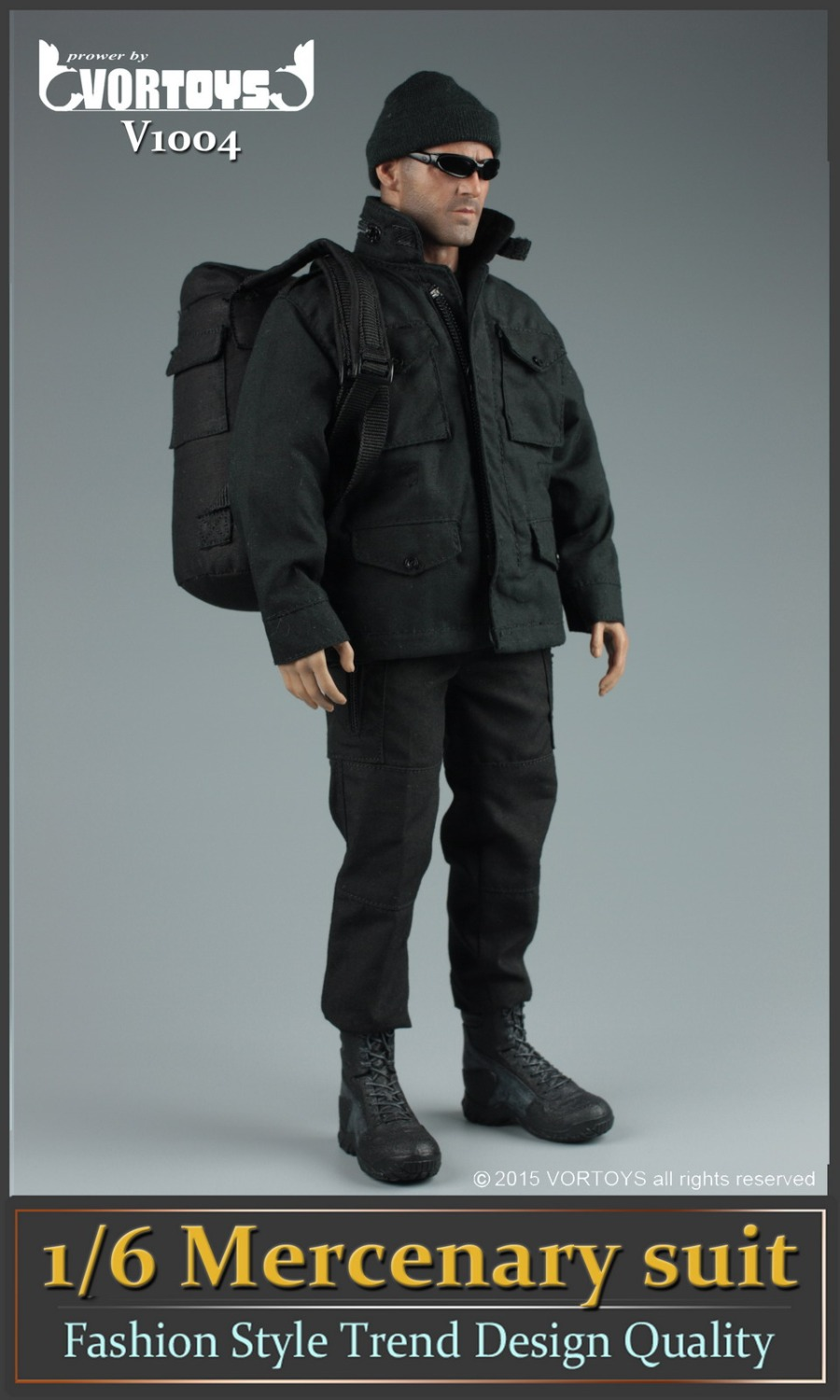 1/6 figure doll clothes for 12 Action figure doll accessories,Mercenary uniforms.not include the doll head and body sean mcfate the modern mercenary