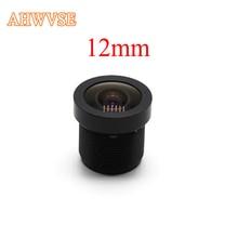 12MM CCTV Lens For CCTV Camera IR M12 Metal CCTV Lens for security cameras IP AHD TVI CVI camera