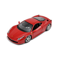 Hot sale 1:24 alloy car models laferrari 458 ITALIA sports car toy vehicles Authentic Metal Diecast Car Model For Collection