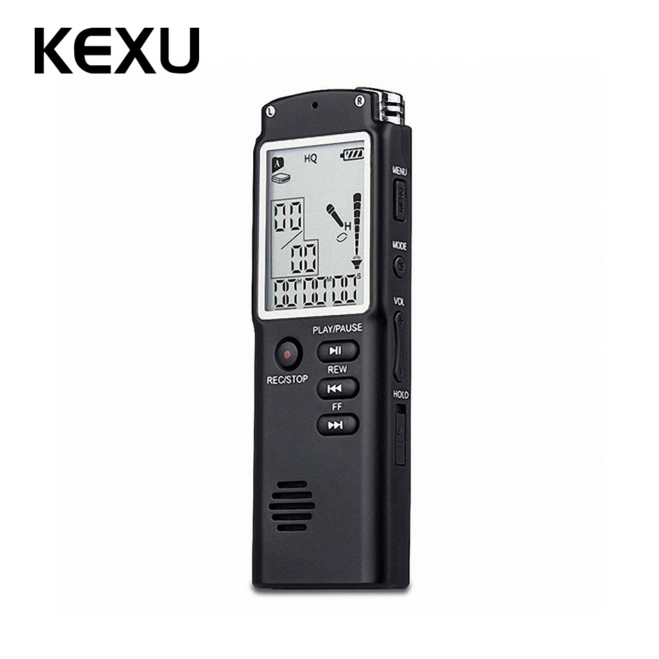 8G Digital Voice Recorder Pen Noise Reduction with Digital ...