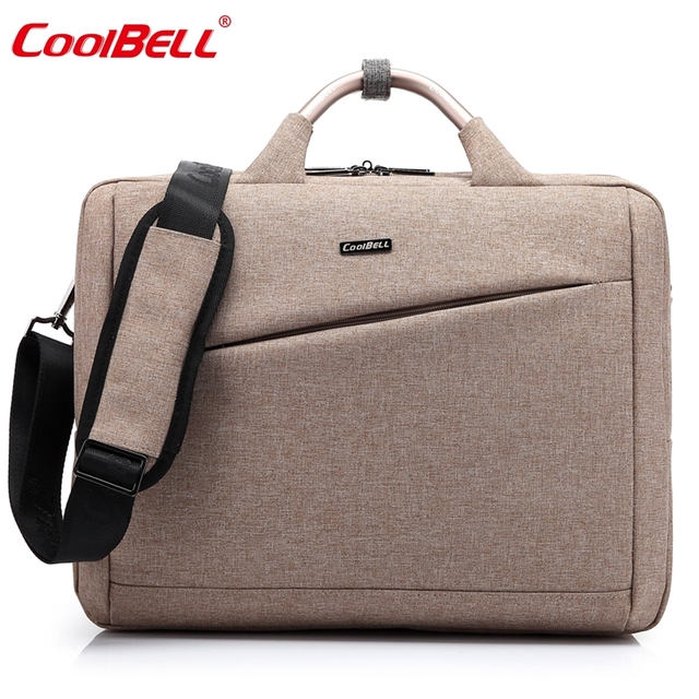 Cool Bell Designer 15 6 Inch Men Women Laptop Notebook Computer Bag New Fashion Handbag Briefcase