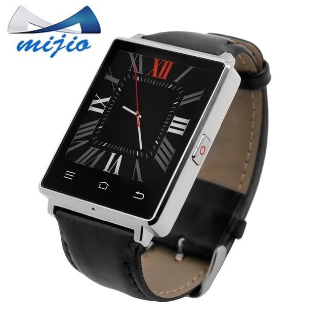 1 D6 3G Смарт-часы системы Android смартфон с сенсорным экраном GPS Wi- 0509e83821b41