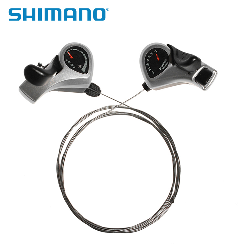 SHIMANO TX50 MTB Mountain Bike Derailleur Bicycle Parts Cycling Trigger Shifter SL-TX50 3*7 21 Speed Bike Bicicleta Shifter