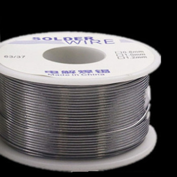 Industrial Solder Wire 63/37 50g 1.0mm/0.8mm 2.0-2.3 % Flux Rosin Core Weldring Tin Lead Welding Wires