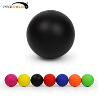 ProCircle High Quality Ice Hockey Equipment 100 Rubber Lacrosse Balls For Massage 64mm Relaxation Ball 7