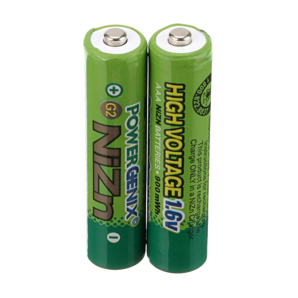 3 PCS a set 900mWh 1.6V Volt <font><b>AAA</b></font> 3A NiZn Rechargeable Battery image