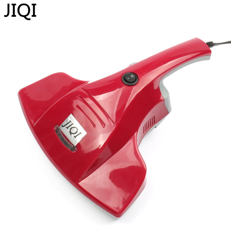 JIQI Household dust Mites Collector Vacuum Cleaner for Home Bed Effectively Removes Dust Mite Bacteria, Viruses jiqi vacuum cleaner household small strong divide mite handheld pusher dog and cat pet hair carpet suction machine