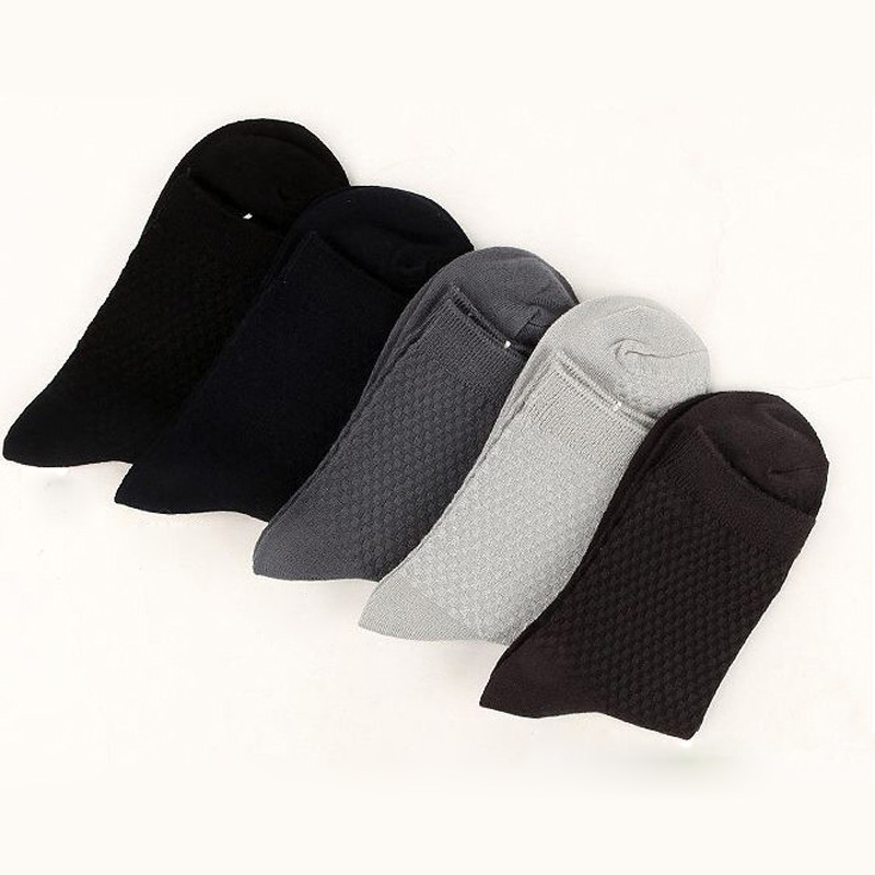 3Pair Comfortable Men Male Dress Socks For Men Socks Busines Mens Socks Classic Business Casual Deodorant Boat Short Sock Solid