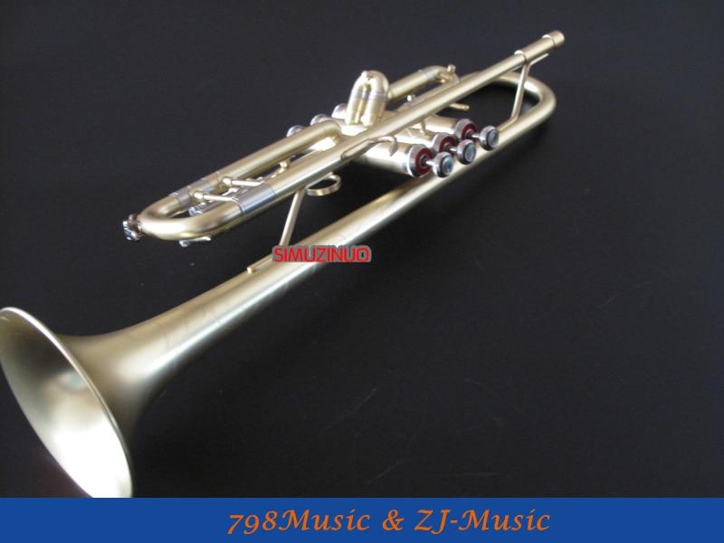 Professional New Matt Brass Trumpet Bell 4.843