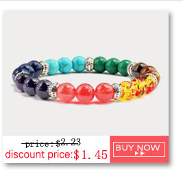 Hot 12 Style Natural Stone Men Bracelets Bangles Jewelry Metal Rhinestone Beads Bracelet For Women Wristband Accessories Gifts