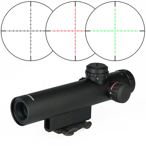4X Tactical Optical Green Red Dot Object Lens Rifle Scope Sight Hunting Accessories Riflescope Gun Monocular Mli Dot 1 5 4x30 tactical optical rifle scope sight hunting accessories riflescope gun monocular shooting telescope red green mli dot