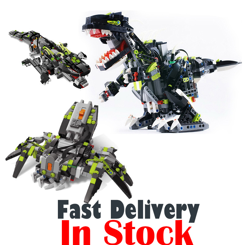 Lepin 24010 Dinosaur Dino building bricks blocks Educational Toys for children Kids boys Game Model Gift Compatible with 4958