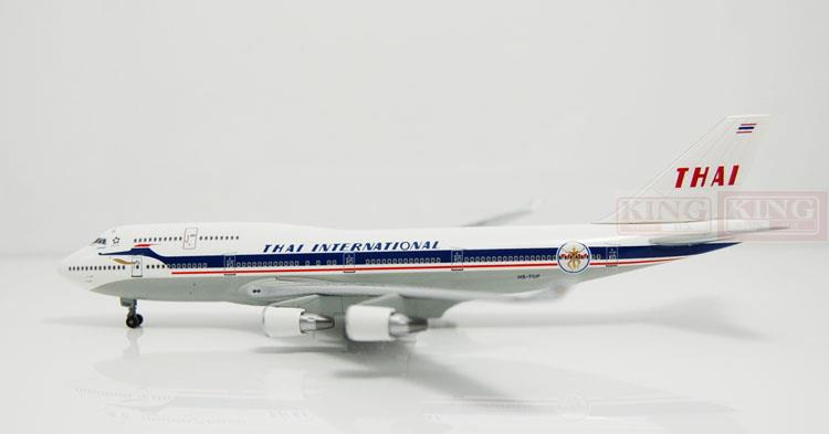 Special offer: Wings Dragon 56248 Thailand Airlines HS-TGP 1:400 B747-400 commercial jetliners plane model hobby phoenix 11006 asian aviation hs xta a330 300 thailand 1 400 commercial jetliners plane model hobby