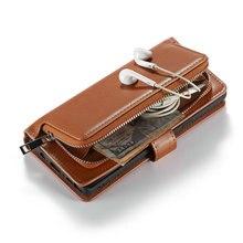 Роскошные Бизнес чехол для телефона для Coque samsung примечание 9 кейс на молнии флип-чехол для samsung Galaxy Note 9 Note9 чехол бумажник протектор