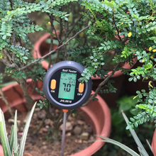5 In 1 PH Meter Digital Display Humidity Water Multifunctional Measure Tools Soil Tester Garden Flowers Plants Moisture Analyze vt 05 pointer display multifunctional humidity tester moisture ph meter 3 8ph for soil applies to arable land