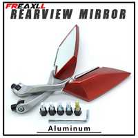 Motorcycle Accessories Rear View Side Mirrors For Honda MSX125 MSX 125 PCX 125 150 CBR 600 F4 F4i CB600 HORNET CRF250M