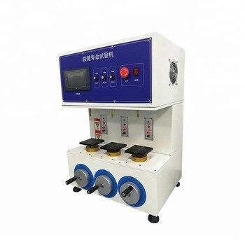 DZ-211 botão/chave máquina de teste de vida confiável e bom três-eixo botão máquina de teste de vida equipamento do instrumento