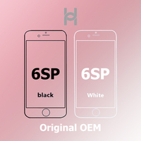 Original For iPhone 6S Plus LCD 1:1 OEM Quality Replacement Display Screen With LOGO Free Shipping