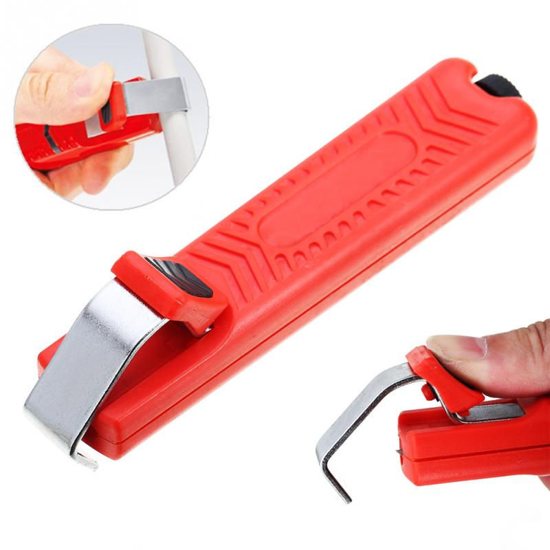 multifunction wire cutter cable stripper line wire stripping crimp tool portable