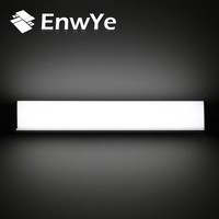EnwYe Modern LED Mirror Light 12W 16W 22W Waterproof Wall Lamp Fixture AC220V 110V Acrylic Wall