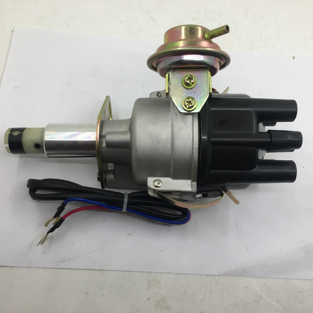 SherryBerg  4-cyl Electronic Distributor for Datsun Nissan L16 L18 L20B J15 HS-HIT4 FOR nissan engines electrical distributor