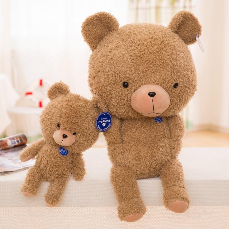 Plush toy stuffed doll couple duffy bear shelliemay bear crossbody bag gift 1pc