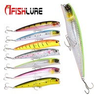 Surface Big Popper 136mm 26g Plastic Hard Lure Floating Artificial Bait Bass Freshwater Saltwater Topwater Hard