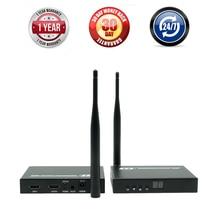 196ft HDMI Wireless Transmitter 5GHz Wireless HDMI Transmitter font b Receiver b font With IR WIFI
