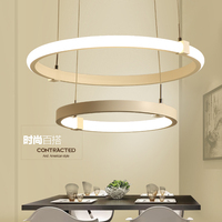 Modern Pendant Lights Kitchen Dining Room Lampara Colgante Light Fixtures Hanging Lamp Mordern Led Nordic Retro