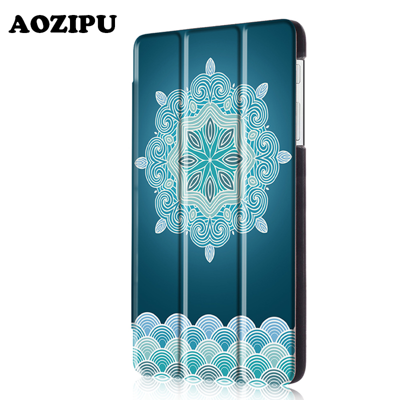 Luxury Magnet Flip Stand Cover PU Leather Funda Case for Huawei MediaPad T1 7.0 T1-701u 7 inch Tablet eReader Protective Case luxury flip stand case for samsung galaxy tab 3 10 1 p5200 p5210 p5220 tablet 10 1 inch pu leather protective cover for tab3