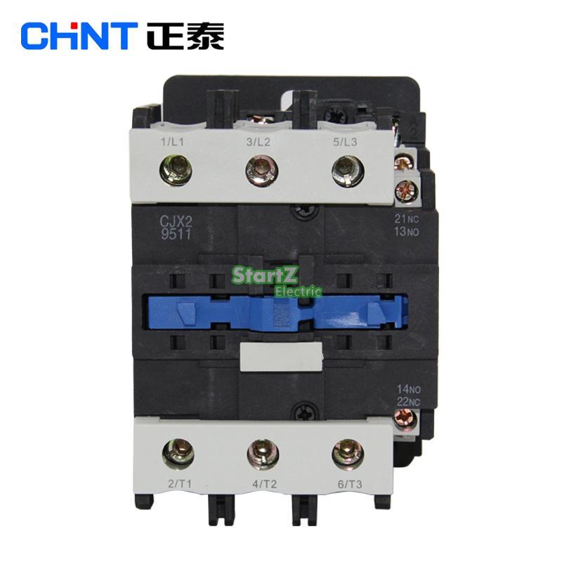 CHINT CJX2 9511 AC Contactor  Voltage  380V 220V 110V 36V 24V LC1D95