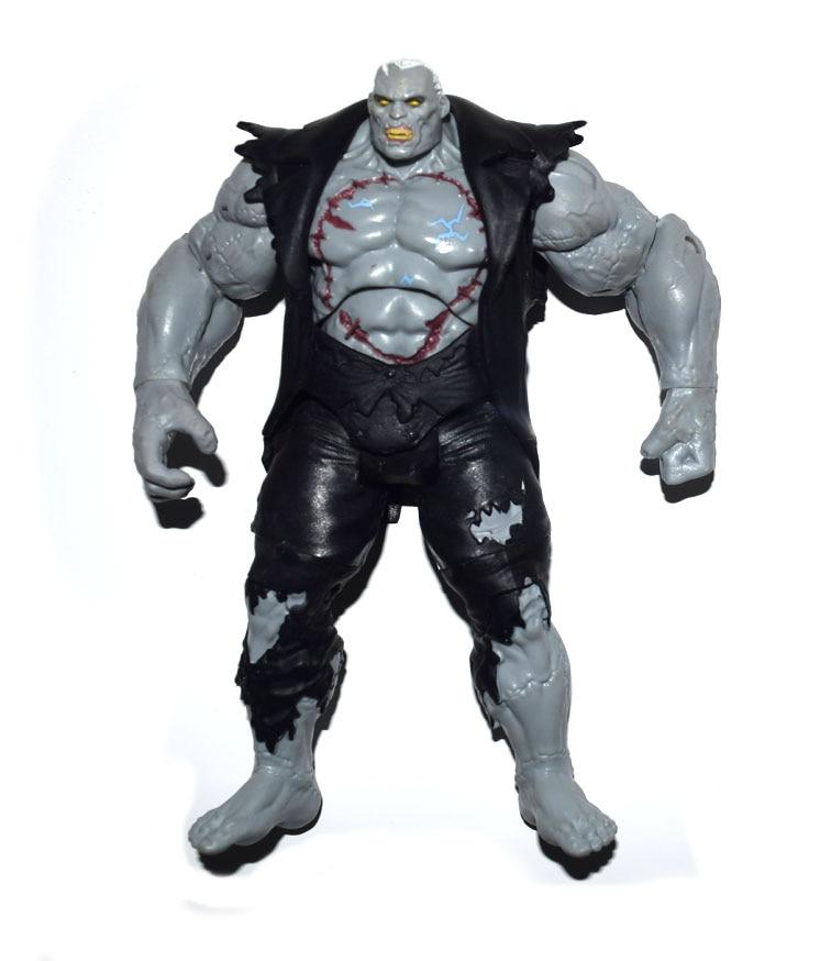 "DC Collectibles Multiverse Solomon Grundy Loose 6"" Action Figureaction figuredc collectiblesfigures action figure -"