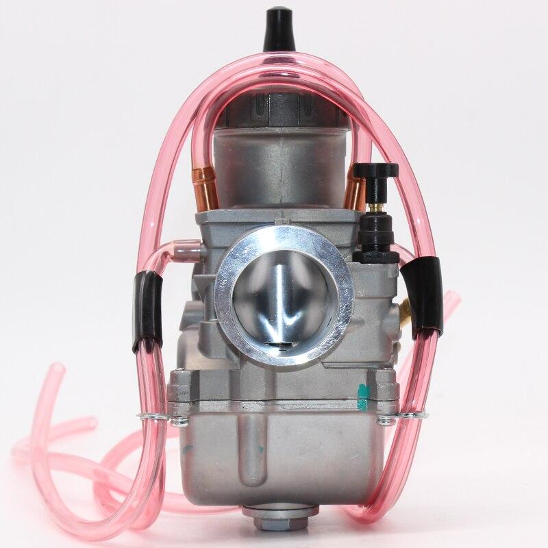 Carburateur moto PowerMotor 4 T moteur 42 33 35 36 38 40 34mm carburateur PWK carburateur utilisé à moteur tout-terrain - 4