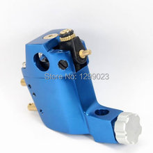Professional Long lasting Stigma Hyper Rotary Tattoo Machine for Manual Liner Shader and Coloring  blue