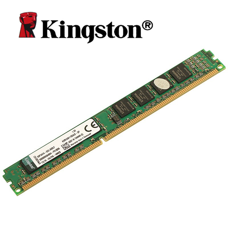 Kingston 4Gb DDR3-1600   Welcome to 2MORO & IT - NZ'S TOP PC ...