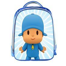 POCOYO Backpack Girls Boys Cartoon Printed School Bags Backpack kanken Bookbag Children Christmas Gift Customized Name Free