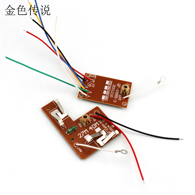 jmt 4ch 27mhz remote transmitter receiver board with antenna for diy rh aliexpress com